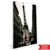 50CM x 70CM Paris Eiffel Tower Canvas Print For R159.99 Including Delivery
