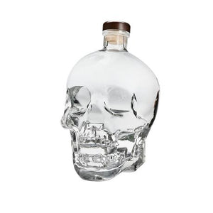Cystal Head Skull Bottle -550ml