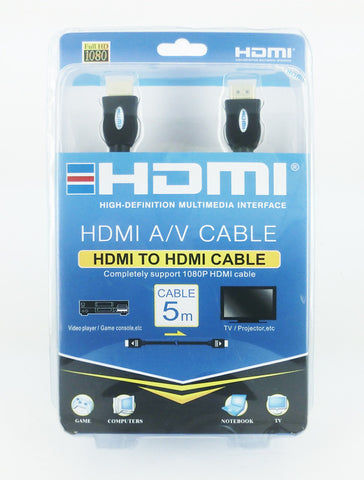 5m HDMI to HDMI A/V Cable