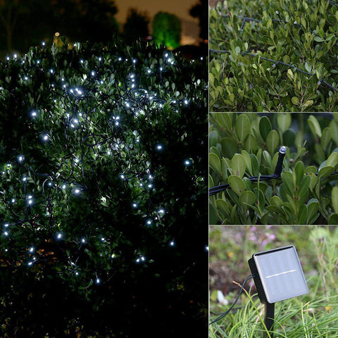 Outdoor Solar Decorative String lights Including Delivery