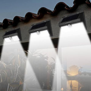 2 Pack Solar Motion Sensor Light