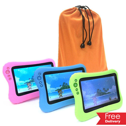 7 Inch Smart Bear Kids Pad, Kids Educational Tablet for R1219.99 Including Delivery