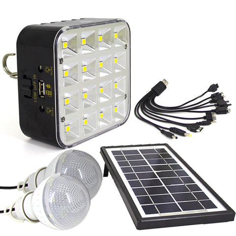 Solar Charging Camping Buddy For R299.99