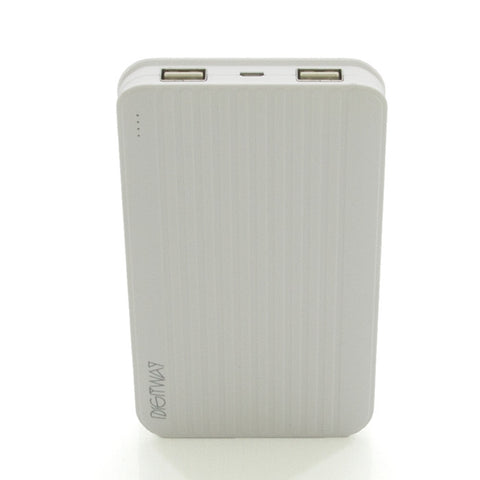 Digitway 10 000 MAH Powerbank in Black or White For R149.99