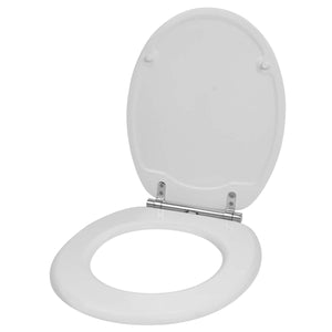 Toilet Seat Soft Closing Removable