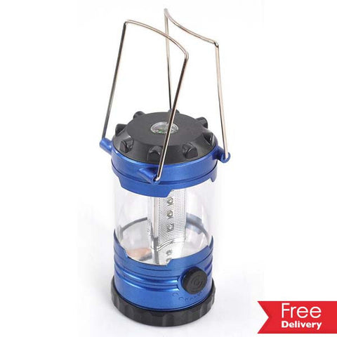 Battery Powered Mini LED Camping Light For R99.99 Including Delivery
