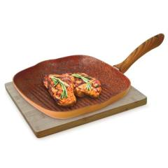Bennett-Read-28cm-Copper-&-Rock-Grill-Pan