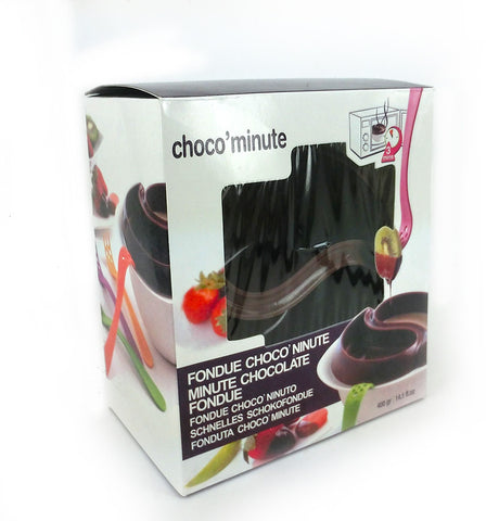 Choco'Minute Microwave Fondue Bowl For R119.99 Including Delivery