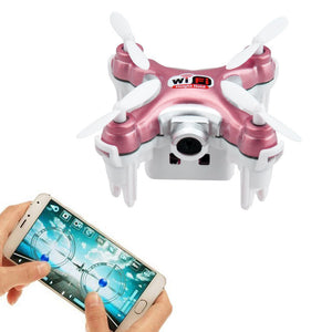 Cheerson CX-10WD Mini WIFI RC Quadcopter