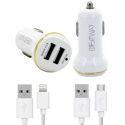 Digitway USB Car Charger For Android Or iOS R149.99 Including Delivery