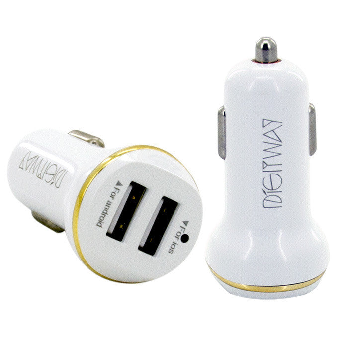 Digitway USB Car Charger For Android Or iOS