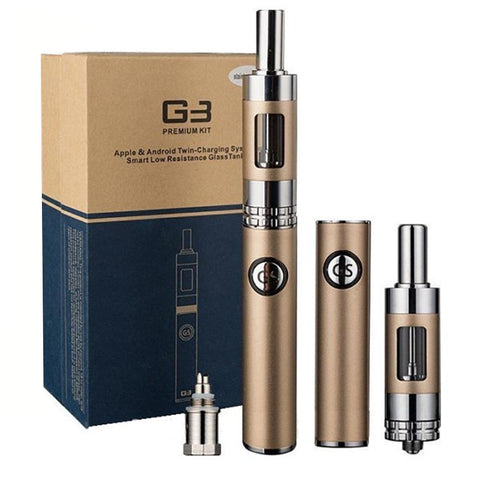 GS G3 Dual Charging Vaping Pen For R399.99