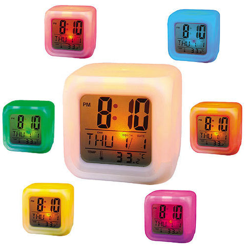 Colour Mood Care Clock For R139.99 Including Delivery