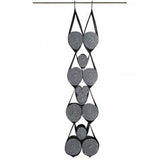 Two for One : Hanging Closet Organizer For R99.99