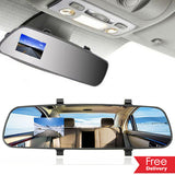 HD Camera Rearview Mirror DVR For R329.99 Including Delivery