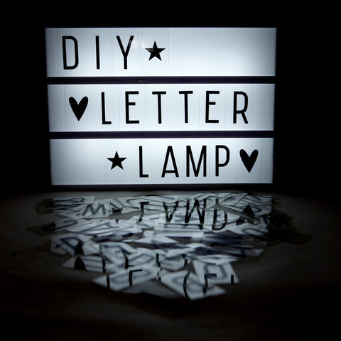 LED DIY Light Box (A4) For R369.99 Including Delivery