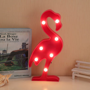 Flamingo Deco Night Light