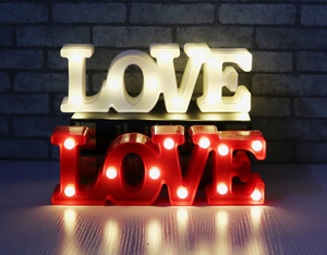 Love Night Light