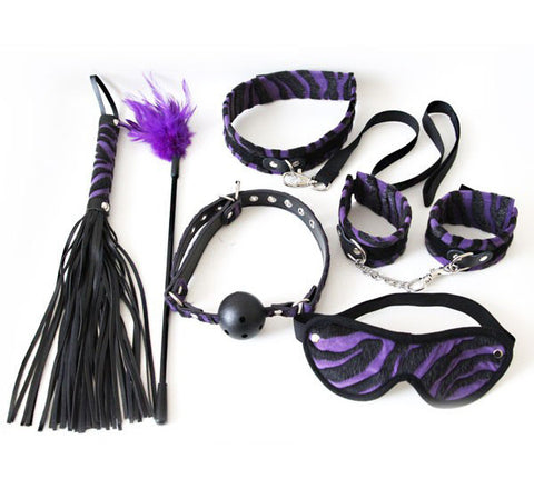 Mistress Bondage Kit - Purple Passion Line For R849.99