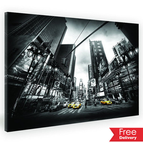 New York City Canvas Print For R219.99 Including Delivery