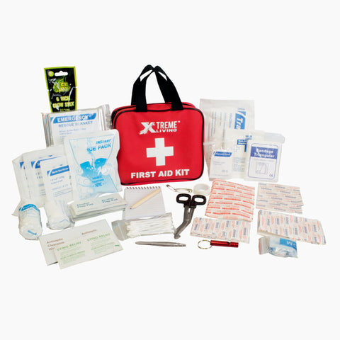 Xtreme Living 150 Piece First Aid Kit