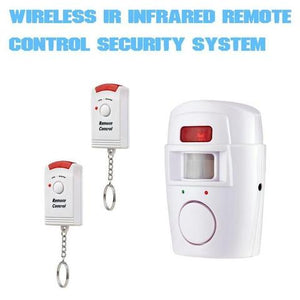 Wireless Remote Controlled Mini Alarm