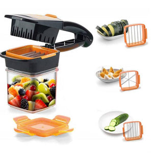 Nicer Dicer Fruit and Vegetable Slicer