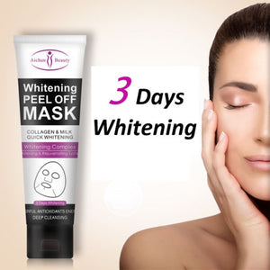 Beauty Whitening Cream Peel Off Mask