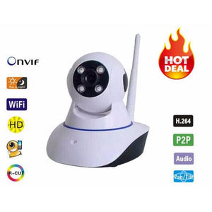 Wifi 720P  IP Camera With Night Vision