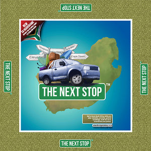 BOARD GAME - THE NEXT STOP