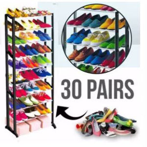 10 Tier Amazing Shoe Rack