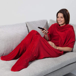 Snuggie Cuddle Soft Fleece Blanket