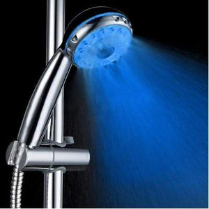 Colour Changing Shower Head