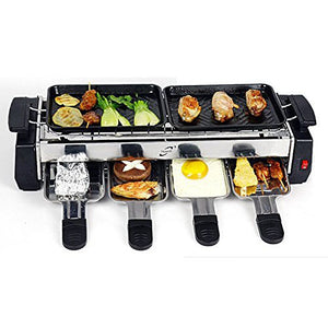 Compact Electric Barbecue Grill