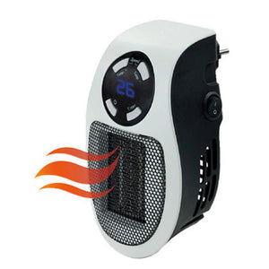 500W Wall Outlet Electric Heater