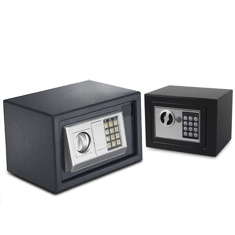 Medium Black Safe