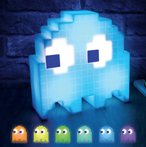 USB Pac Man Ghost Lamp