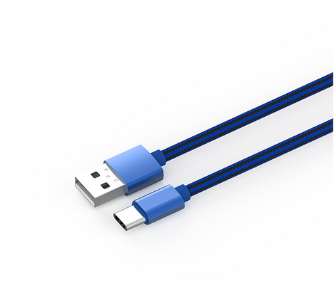 KLASS Paris 1M USB 2.0 Type-C Charge And Data Cable