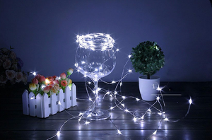 1.5m LED Battery Operated String Fairy Lights