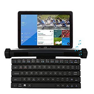 Wireless Roll Up Bluetooth Keyboard