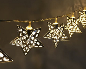 Star String Fairy Lights (2.5)