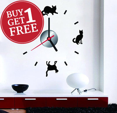 Two For One : DIY Wall Clock For R109.99 Including Delivery