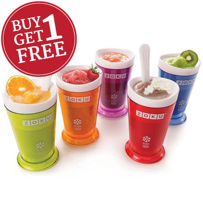 Two For One : Slush and Shake Maker in Various Colours For R99.99