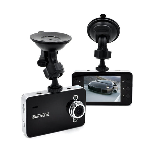 "Full HD 2.4"" 1080P DVR Vehicle Blackbox Camcorder For R249.99"