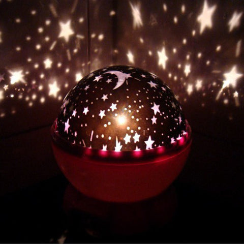 Rotating Projection Lamp For R169.99 Including Delivery