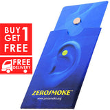 Two For One - Zero Smoke Auricular Therapy Magnet  Including Delivery