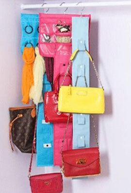 Bag, Jewelry & Scarves Organiser