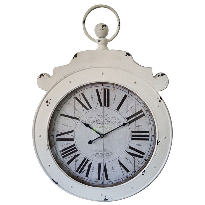 The Vintage Cape Tour Wall Clock 60CM X 6CM X 85CM