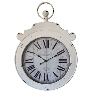 The Vintage Cape Tour Wall Clock 60CM X 6CM X 85CM - iDealDirect