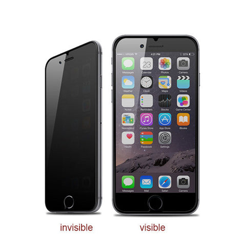 Digitway : Impossible Privacy Tempered Glass Screen Protector for iPhone 6/6s/6 Plus for R129.99